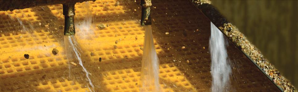 tablier lavage sable
